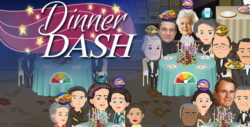 White House Dinner Dash