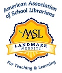 AASL Landmark Websites logo