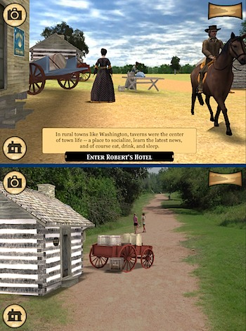 Texas 1836 and today