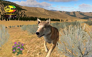 play wolf quest free online