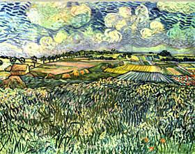 Van Gogh Landscapes - Lessons - Tes Teach